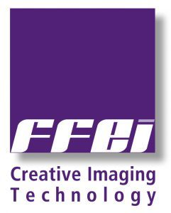 FFEI logo creative imaging technology