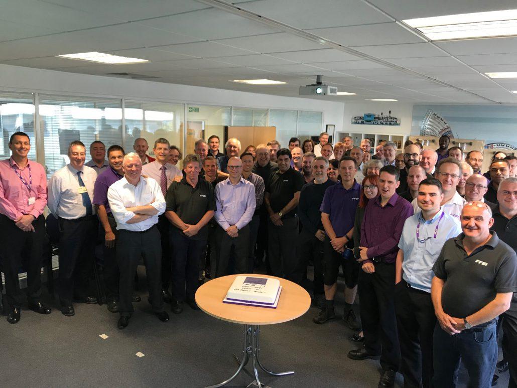 FFEI celebrating 70 years in business